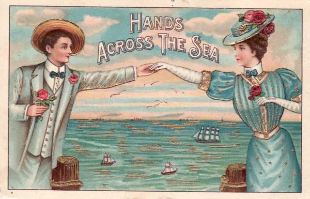 hands across