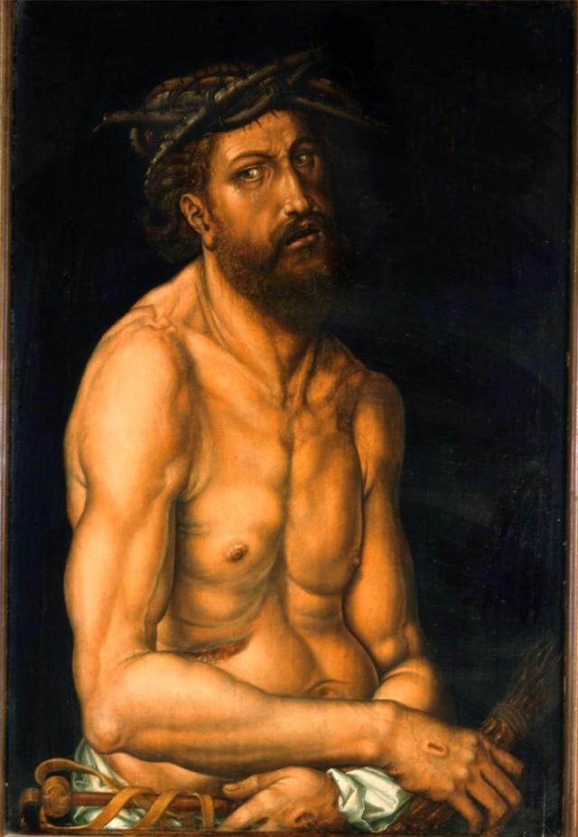 Ecce Homo, oil